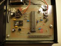 Mikroprocesorowy tester elementów półprzewodnikowych