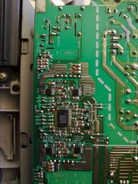 LCD Sony SDM-X73 Podświetlanie matrycy - przerywa
