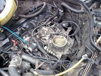 Rozdzielacz paliwa Mercedes 124.