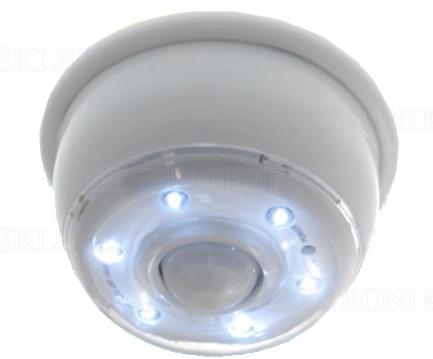 Bezprzewodowa Lampa 6 Led Z Czujnikiem Ruchu Jaka Jakość