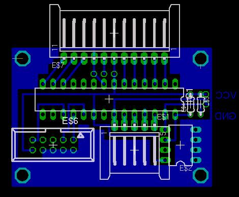 Jak podłączyć LCD i EEPROM do Atmega8?