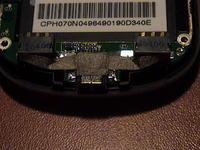 Złamany pin w miniUSB w Acer c530 (potrzebny serwis)