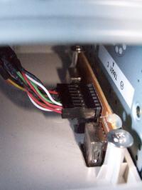 Gniazda USB na przodzie obudowy nie działają.