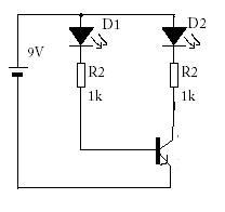 Tranzystory - droga prądu