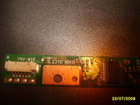 Acer Extensa 5620S - komplikacje z podświetleniem matrycy