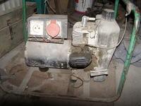 Agregat prądotwórczy SŁAMO-ST 161 szukam schematu