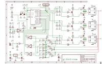 Sterownik - regulator silnika bezszczotkowego BLDC.