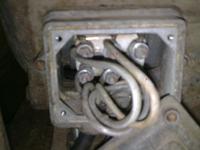 przełącznik dwustopniowy w silniku trójfazowym