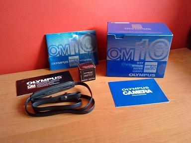 [Sprzedam] Aparat Olympus OM-10.