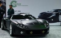 Samochód hybrydowy z mikroturbiną (do 100km/h w 3.9s)