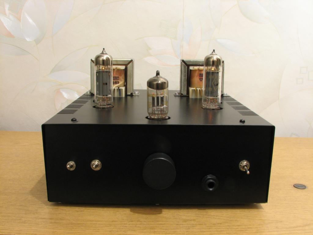 Wzmacniacz Lampowy Stereo 2x5w Audio Amplifier Based Ta7227 Circuit Diagram