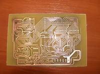 Kołowa matryca LED 20x10