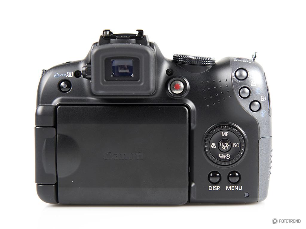 Canon sx10 IS nieprawid�owe zachowanie wy�wietlacza
