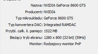 Gigabyte GeForce GTX 960 4GB - ile faktycznie posiada VRAM?