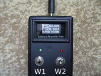 Ładowarka akumulatorów Li-ion 3.7V z pomiarem pojemności OLED