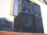 [Sprzedam] Nagłośnienie Stx, T.amp, Mackie itp...
