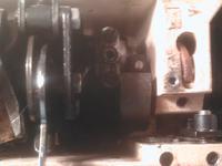 maszyna łucznik 444 brak ściegu prostego