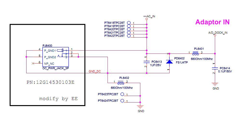 Asus F5RL - Nie daje oznak �ycia, identyfikacja elementu