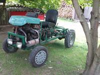 Ci�gniczek... traktorek DZIK 2