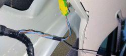 Renault Laguna 2 ph2 - Błąd poduszki powietrznej górnej bocznej od strony kiero