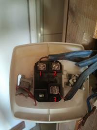 Pod��czenie zasilacza LED pod wy��cznik �wiat�a podw�jny