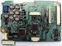Kamera SONY DCR-TRV33E - uszkodzony port DV
