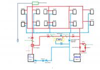 Ocena instalacji CO i CWU