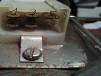 Pr�dnica z silnika od pralki