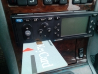 Blaupunkt Bremen RCM 127 - This is no keycard