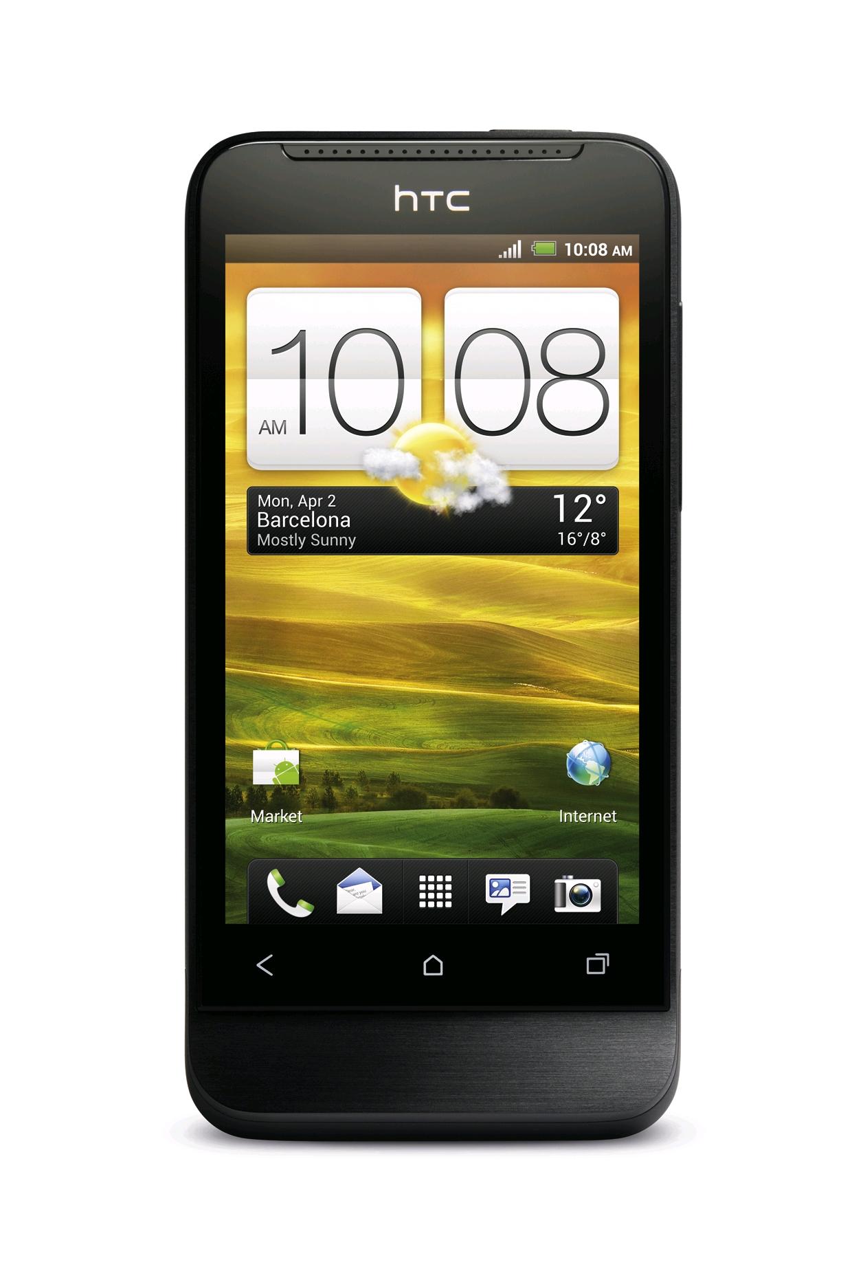 """HTC One V - nowy smartphone z 3,7"""" ekranem S-LCD i Android 4.0 w sprzeda�y"""
