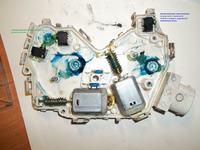 Land rover freelander I - Dołożenie obrysówek w drzwiach