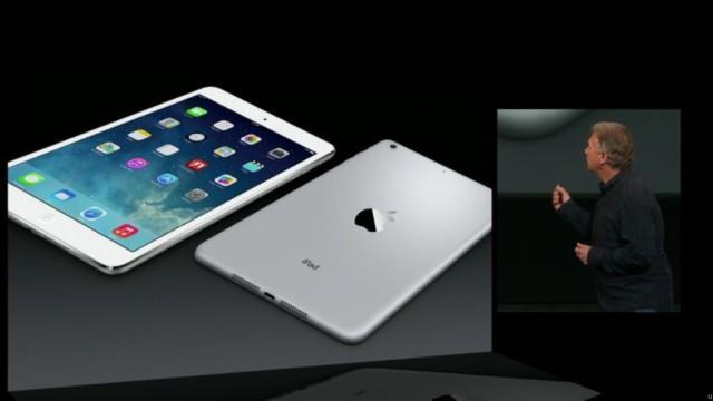iPad Air - przegl�d informacji podanych przez Apple