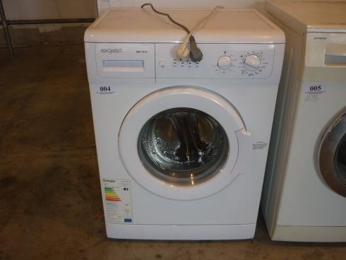 Szukam instrukcji obs�ugi do pralki Exquisit WA 1010