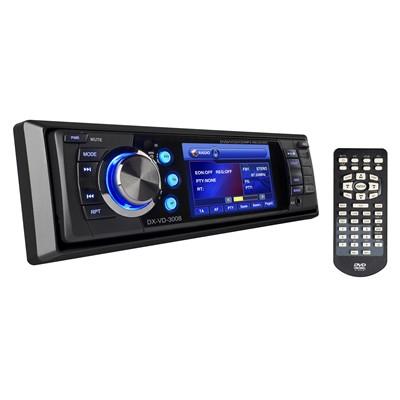 Szukam instrukcji obs�ugi do radia samochodowego DX VD 3008