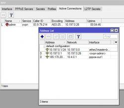 [Mikrotik] OpenVPN / Routing wew LAN ??