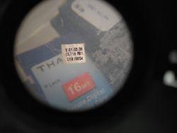 """Saeco Minuto HD8763/09 - Kluczyk na wyświetlaczu z napisem """"service 3"""""""