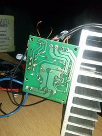 prosty wzmacniacz na TDA1554Q nie działa