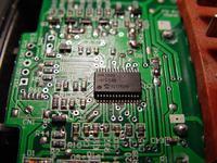 AEG L1815R PRO 18V Li-ion 1.5 - Migaj� 4 diody jednocze�nie