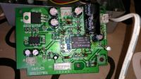 Uszkodzony  domofon ELRO VD52A