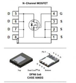 Schemat elektryczny rozpoznanie elementów