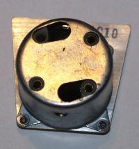 ciągnik Ford 4610 - Nie działa wskaźnik poziomu paliwa