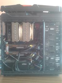 Restart komputera podczas gry.