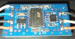 Moduł zasilania-sterowania świateł DLR.