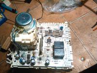 Whirlpool AWM6071 - Nie wiruje