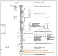 Vaillant VUW 240/3-3m atmoTEC - Podłączenie wentylatora nawiewnego