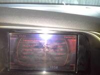 Audi A4 B8 2010 - Podłączanie xenon skrętnych zamiast nieskrętnych + PDC + szyba