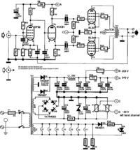 Wybór schematu na wzmacniacz lampowy PP