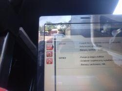 Czyszczenie wtryskiwacz a adblue Mercedes actros 1842 e5 2012r