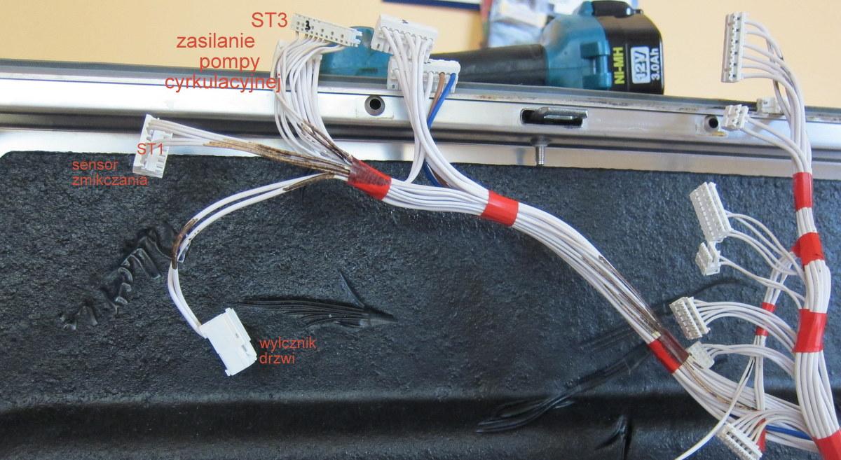 Zmywarka Miele G1732 - B��d F78