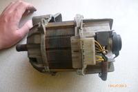 aeg oko lavamat 2650 - Jak podłączyć ten silnik do sieci